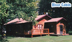 image of the river cabin