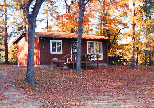 hunting and fishing squaw lake cabin rental and lodging