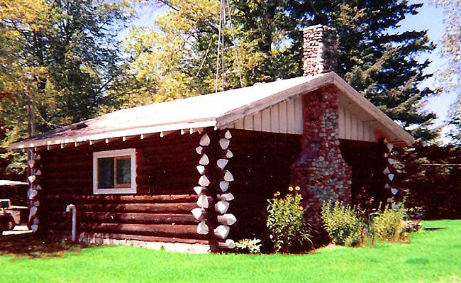History of leino 39 s hunting and fishing camp squaw lake for Minnesota fishing cabins